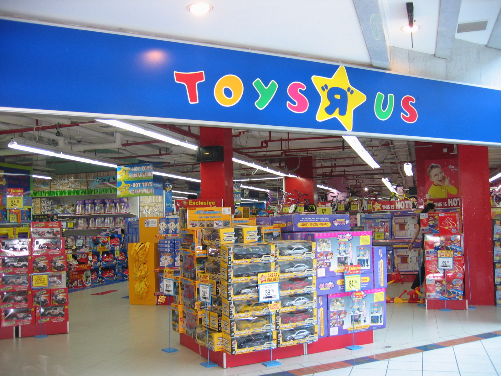 Boy Toys Toys R Us Aisles : Brut smog connect by ken garland for galt