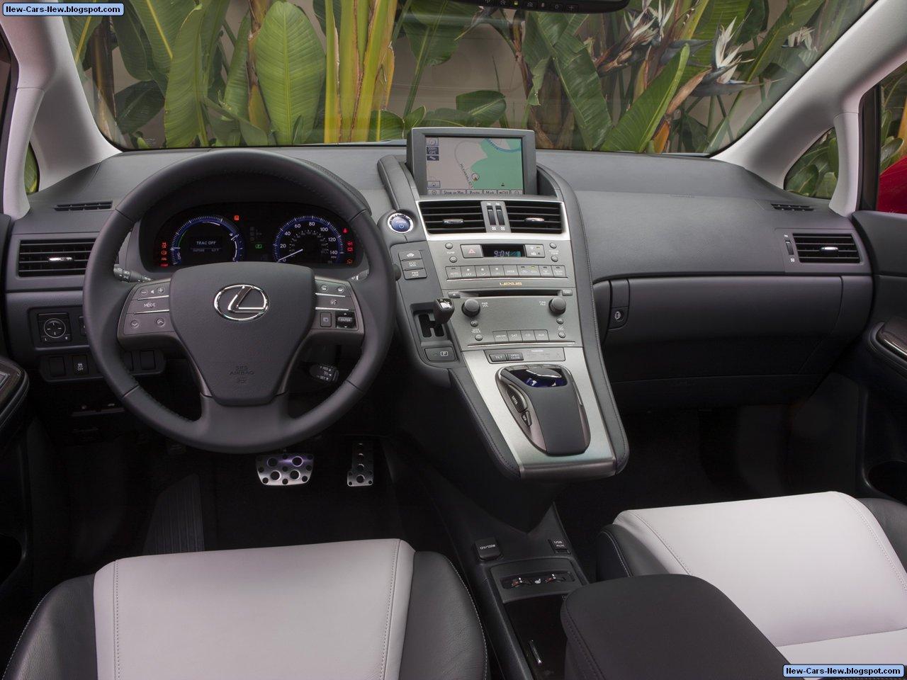 High Quality Lexus HS 250h (2010)