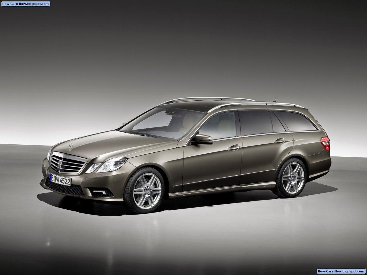 All Types mercedes e class estate 2010 : Mercedes-Benz E-Class Estate (2010) << car modification