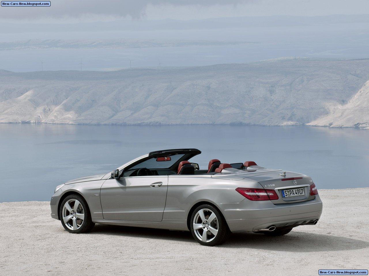 Mercedes benz e class cabriolet 2011 for 2011 mercedes benz e class convertible
