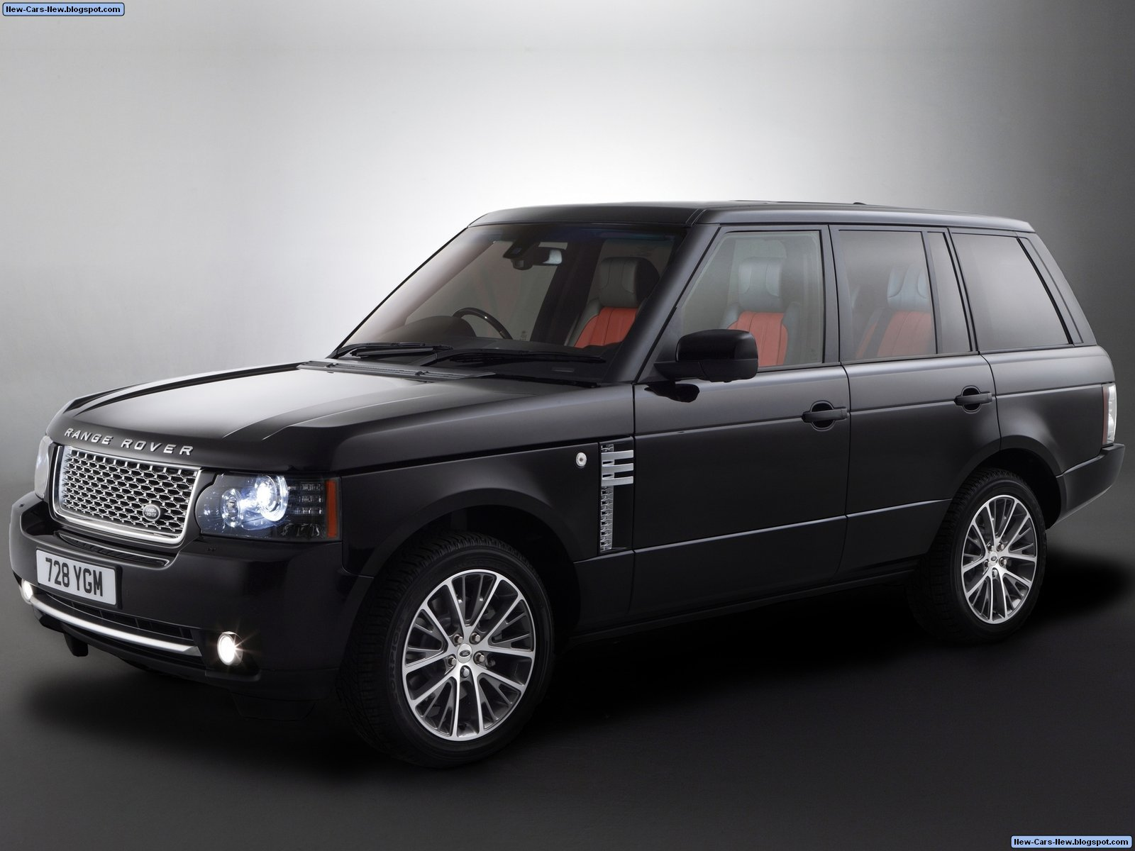 Land Rover Range Autobiography Black 2011 All In Car