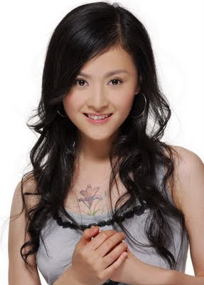 Asian Girls With Tattoos Very Pretty Tattoo Many Beautiful