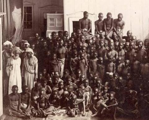 the truth behind the african slave trade We are fact-checking several claims from the civil war debate  sinha was  talking about the atlantic slave trade, which included slaves bound.