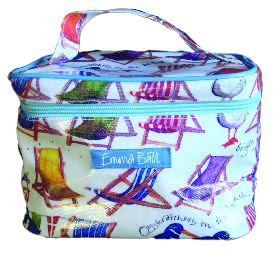 Holdall bag by Emma Ball