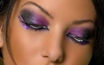 Heavy  Makeup on Eye Makeup Ideas  April 2010