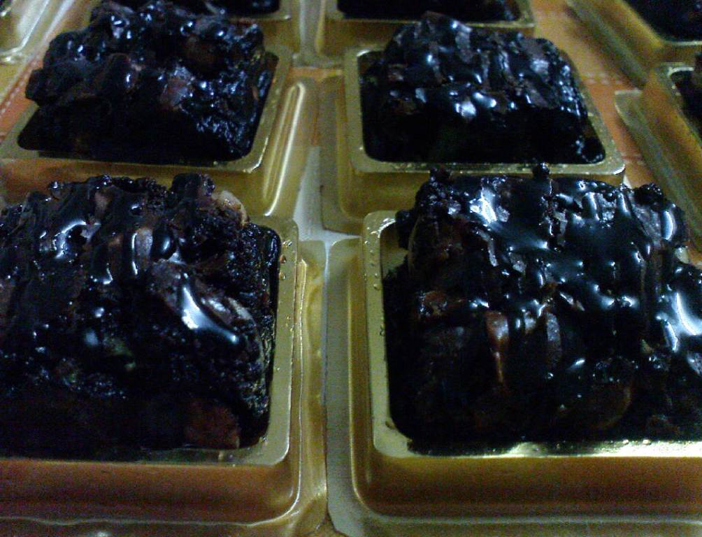 sweetrespite masmelo brownies rich unsalted nuts