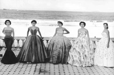 Copacabana Palace - 1952