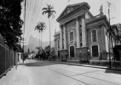 Rua São Clemente - 1940