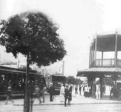 Praça da Bandeira - 1910