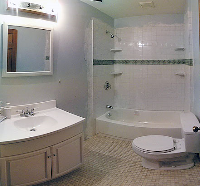 Ty home improvement for Labor cost to remodel bathroom