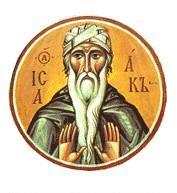 Isaac de Nínive, Padre del Desierto, s.IV