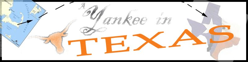 A Yankee in Texas
