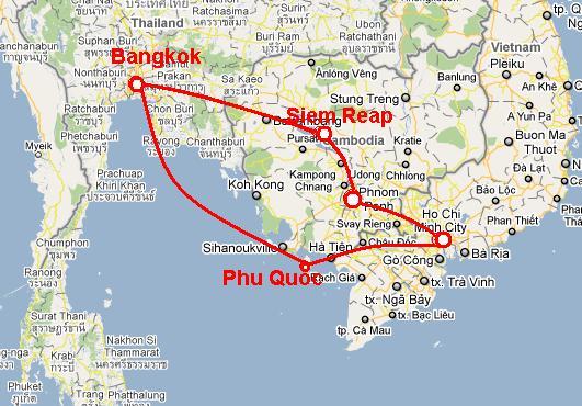 El blog de Iván y José: Coming soon Viaje a Tailandia, Camboya