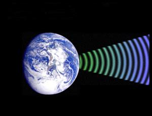 onda electromagnética.