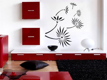 Angela maria dibujos de pared son geniales - Dibujos decoracion paredes ...