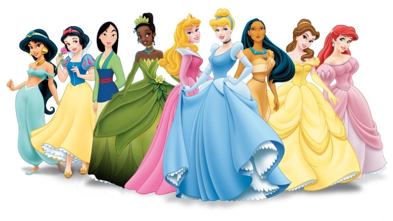 Princesas Disney en png - Imagui
