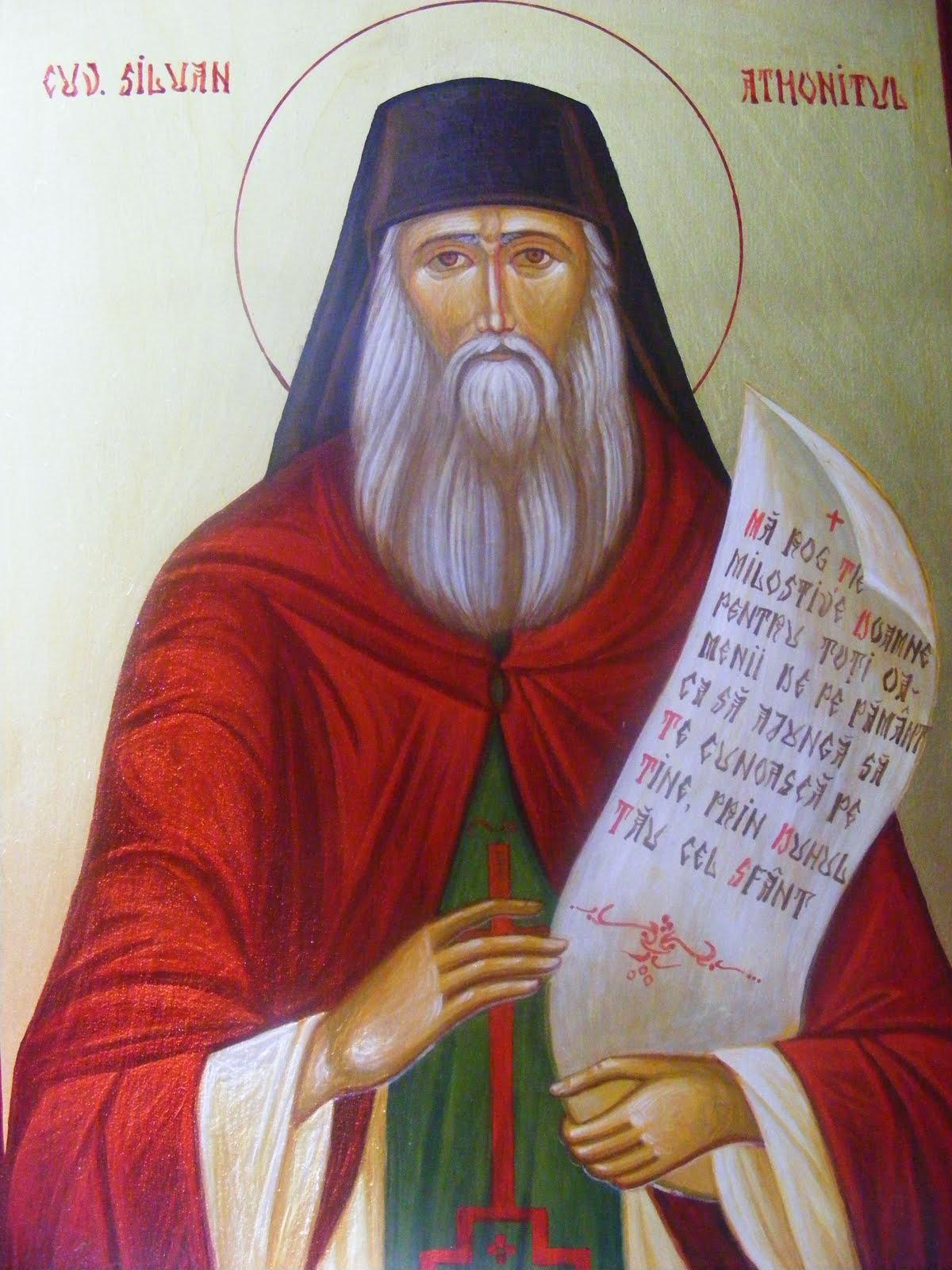 Sf. Siluan Athonitul