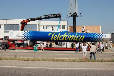 telefonica blue