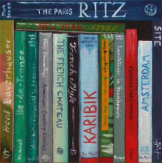 The Ritz by Liza Hirst