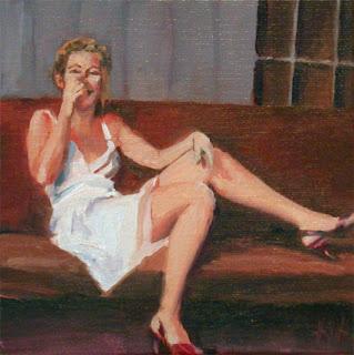 La Femme du Maire by Liza Hirst