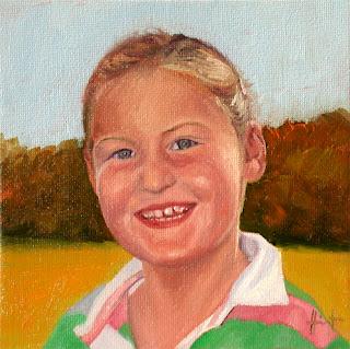 Anna by Liza Hirst
