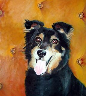 Sylvias Hund von Liza Hirst