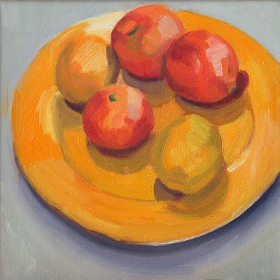 Fruit by Liza Hirst