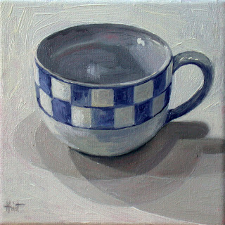 Big cup by Liza Hirst