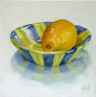 Au Citron by Liza Hirst