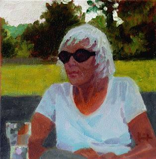 Mum by Liza Hirst