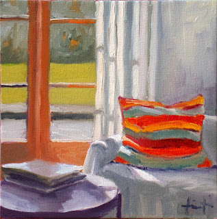 Sunny Stripes by Liza Hirst