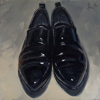 My thing, shoes by Liza Hirst