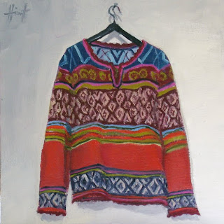My Things, Norwegian Pullover by Liza Hirst