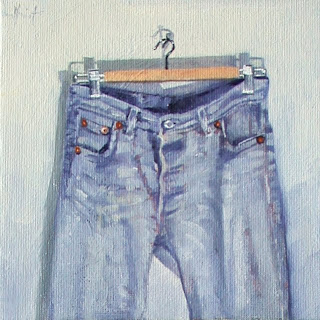 My Things, Levi's by Liza Hirst