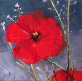 Poppy by Liza Hirst