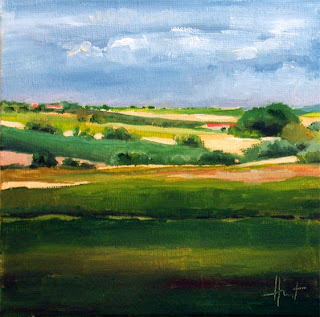 Summer Fields by Liza Hirst