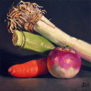 Légumes pour Potage by Liza Hirst