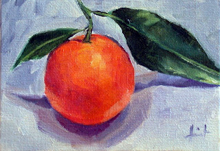 Clementine by Liza Hirst