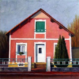 Avenue Lakanal 12 by Liza Hirst