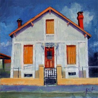 Home at Five by Liza Hirst