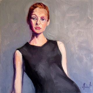 Posing by Liza Hirst