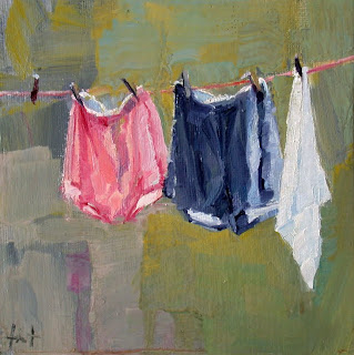 Sunny Undies by Liza Hirst