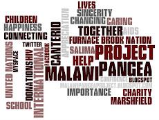 Malawi Pangea Project Wordle