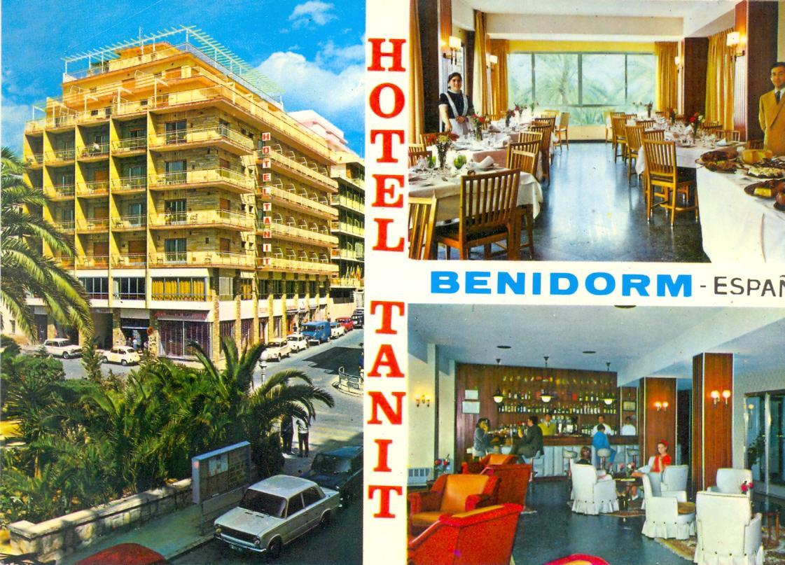 Benidorm 200 benidorm hoteles de ayer y hoy for Hoteles familiares en benidorm