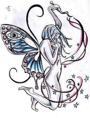 best fairy tattoo design and pictures free tattoo fata de tatuaje. Black Bedroom Furniture Sets. Home Design Ideas