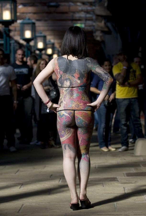 Street Tattoo Styles