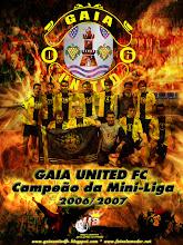 Cartaz dos Campeões da Mini-Liga 2006/2007