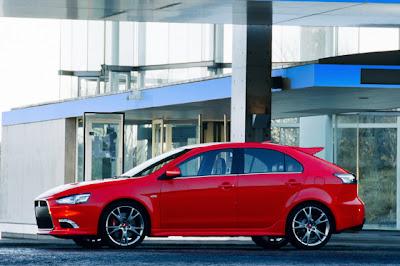 For Wheels: Mitsubishi Lancer Prototype-S: upcoming Euro Lancer ...