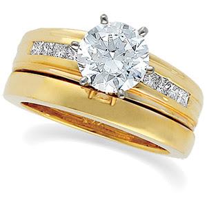75 diamond gold ring صور مجموعة من الدبل التوينز الذهب بفصوص مختلفة