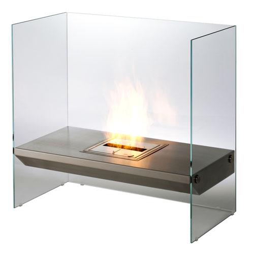 fireplaces modern design by. Black Bedroom Furniture Sets. Home Design Ideas